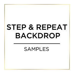 Step & Repeat Backdrops