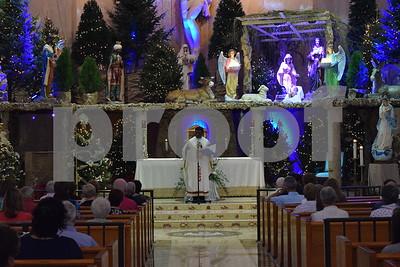 New Year's Eve Vigil Mass