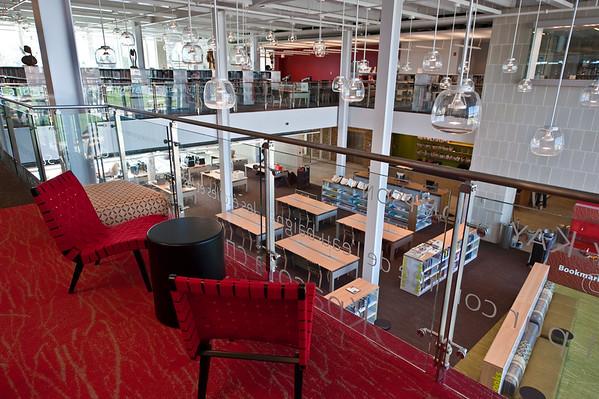 Plainsboro Library for Lighting