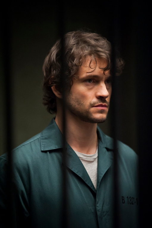 ". Hugh Dancy (\""Black Hawk Down\"") as Will Graham in \""Hannibal,\""  \""Savoureux\"" Episode 113. (Photo by: Brooke Palmer/NBC)"