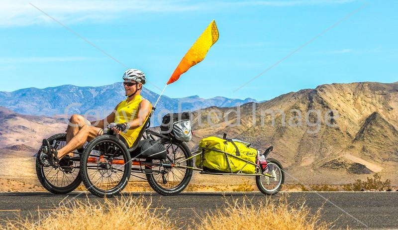 TerraTrike in Death Valley #3