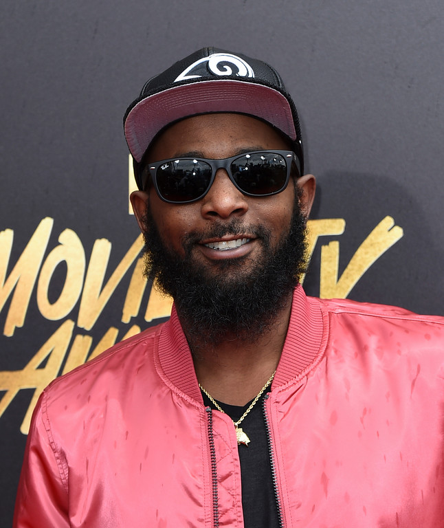 . Karlous Miller arrives at the MTV Movie and TV Awards at the Shrine Auditorium on Sunday, May 7, 2017, in Los Angeles. Miller is at the Cleveland Improv March 8-10. For more information, visit clevelandimprov.com. (Photo by Richard Shotwell/Invision/AP)
