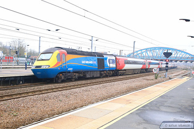 2018 - East Midlands Trains