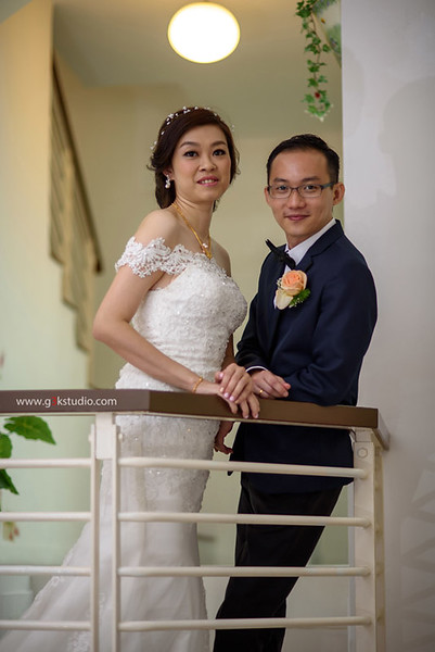 Chuang Xing + Siau Lin Wedding