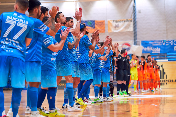 1ª RFEF Futsal - PEÑISCOLA FS vs CD BURELA FS