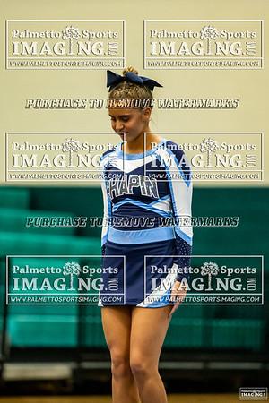 Chapin Middle School Cheer-Silverfox Invitational