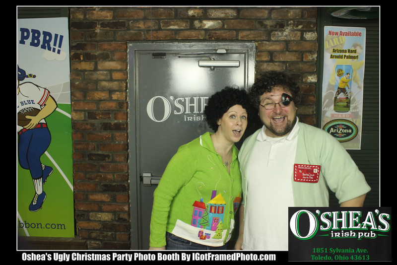 Holiday Party Photo Booth