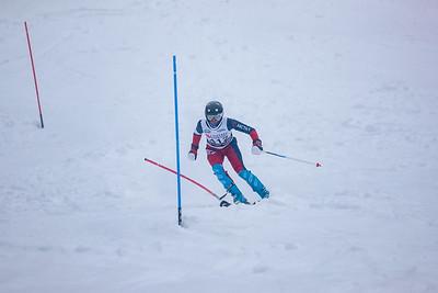 Shootouts Boys: Slalom Second Run