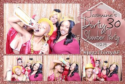 Jasmine's Dirty 30