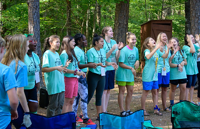 2018-06-07 YW Camp with Sister Cordon