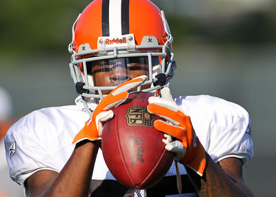 Cleveland Browns Training Camp 2011