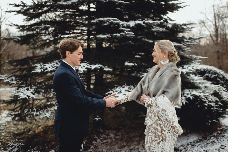Requiem Images - Luxury Boho Winter Mountain Intimate Wedding - Seven Springs - Laurel Highlands - Blake Holly -516.jpg