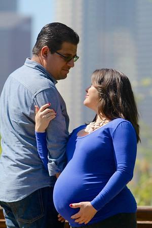 Morales Maternity Photos