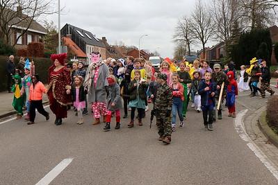 Carnavalstoet VBS Sterbos 2020