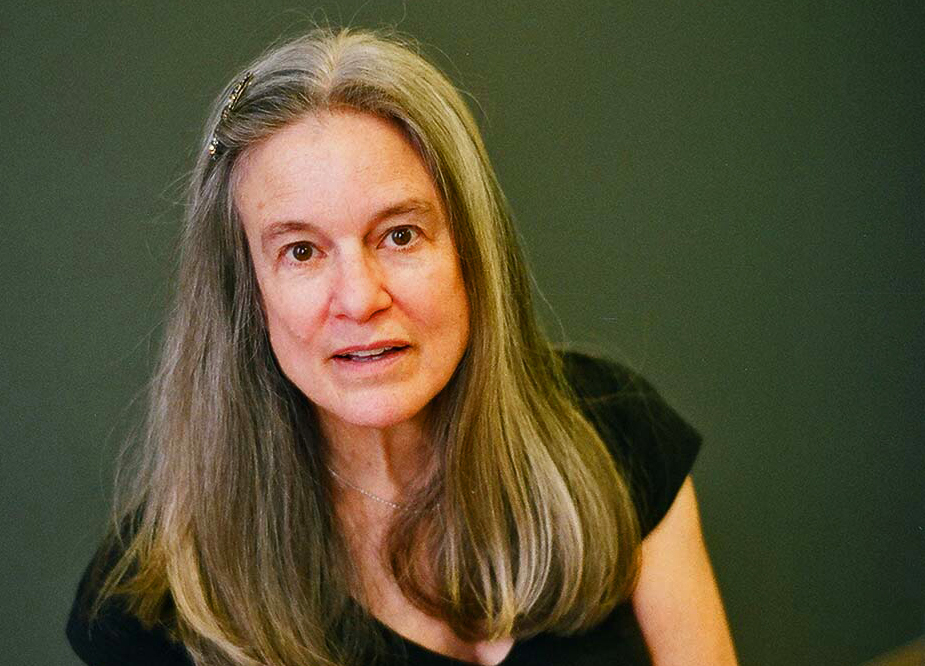 ". This undated photo provided by Afred A. Knopf shows Sharon Olds, who was awarded the 2013 Pulitzer Prize for Poetry on Monday, April 15, 2013, for her work ""Stag\'s Leap.\"" (AP Photo/Alfred A. Knopf, Michael Lionstar)"