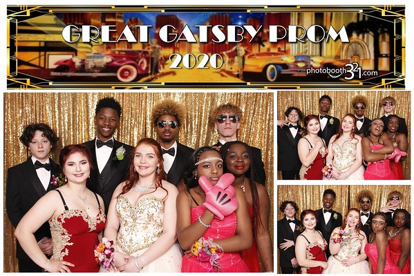 Great Gatsby Prom 2020