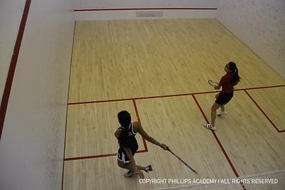 GV Squash vs. St. Paul's
