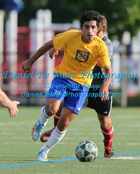 Mattituck vs Southold Summer League Soccer 7-28-14