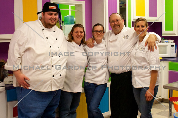 Autism Speaks at Young Chef's Academy