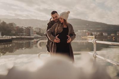 Etna + Jon Ander   Embarazo
