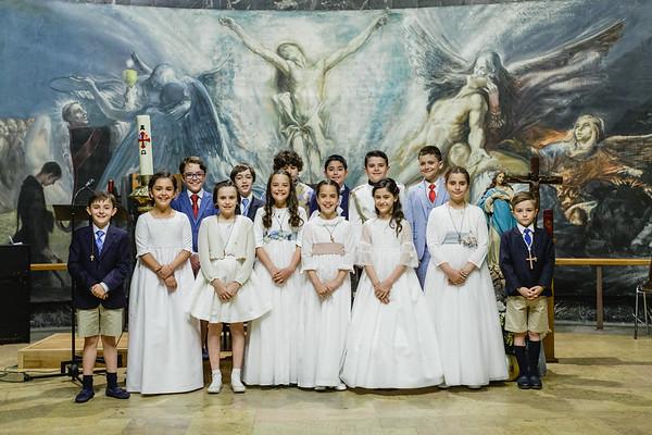 EVENTOS - Comunión Santa Rita