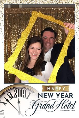 Grand Hotel NYE 2018