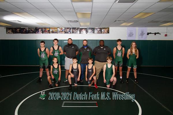 2020-2021 Wrestling MS
