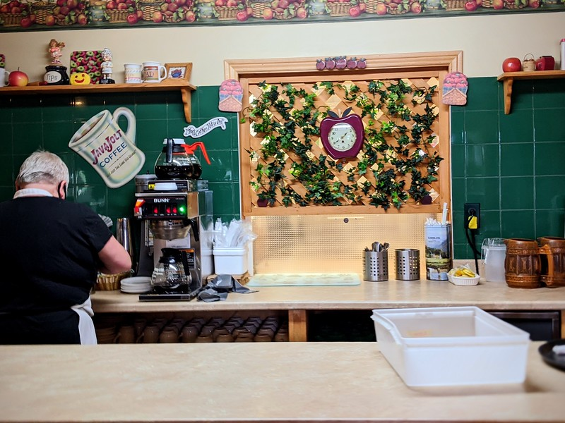 Cape Breton Baddeck Cedar House Bakery kitcheb.jpg