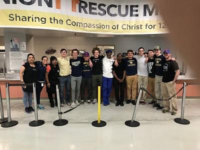 Companions Service Immersion, Los Angeles, April 2019