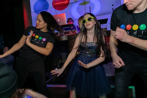 Dancing & Games at Slate!