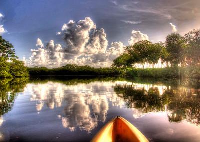 KAYAK LOXAHATCHEE RIVER FLORIDA