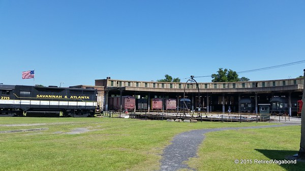 Savannah Rail History