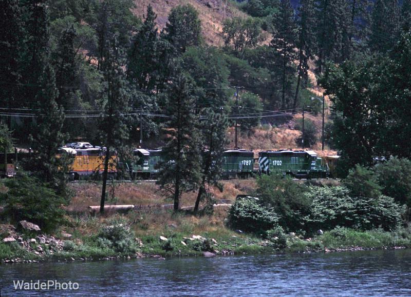 Orofino, Idaho 1980