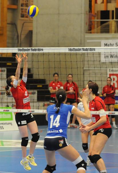 VC Kanti - Volley Köniz 0:3