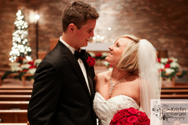 Courtney + Brice = Married!