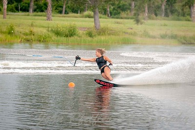 Hobe Lake Slalom Tournament 09/23/18