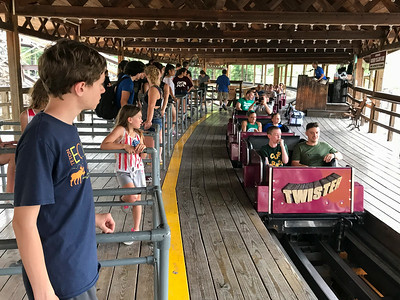 Day 10 - Knoebels and Family History