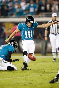 Jaguars v. Ravens