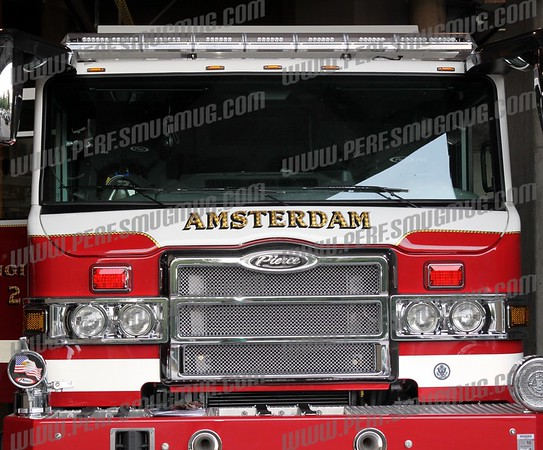 Pierce Engine 2, Delivered 7-27-2009