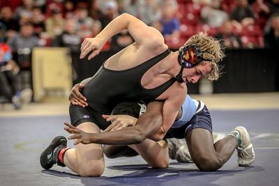 Jackson Cramer - MPSSAA Wrestling Tournament 2020