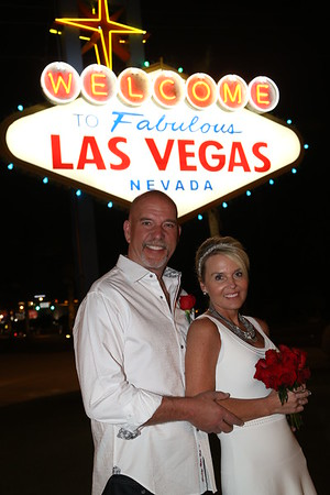 Vegas Sign Slideshow