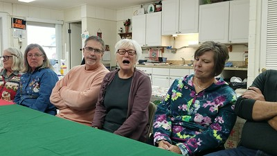 Christmas Dinner at the Homes of Ethnos360 12-25-2020
