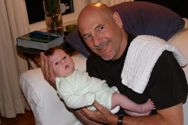 Dad and Sam meet