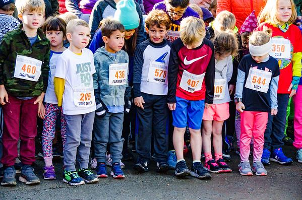 Ciorsdan Conran 2018 - Younger Kids Race