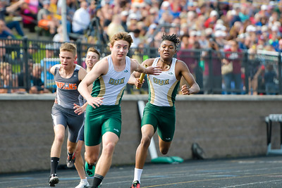 2019 MHSAA LP T&F Finals - DIVISION TWO