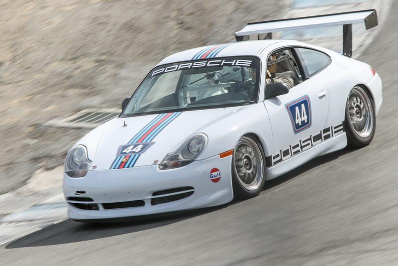 Ernie Spada Jr., 2009 Porsche 911 Cup Car