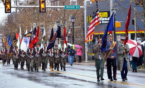 11/18/17 Lansdale Mardi Gras Parade
