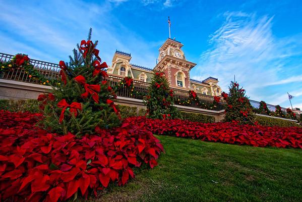 Disney December