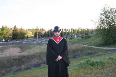 WSU Graduation 2015