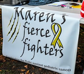 Maren's Fierce Fighters 2019
